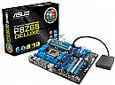 Asus P8Z68 Deluxe (LGA 1155 - DDR3 2200) - Chipset Intel Z68 - USB 3.0 - e-SATA 3Gb/s - Bluetooth