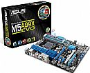 Asus M5A99X EVO (AM3+ - DDR3 2133) TDP 125W - Chipset AMD 990X - USB 3.0 - SATA 6Gb/s - CrossFireX