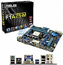 Asus F1A75-M (AMD FM1 - DDR3 2250) Chipset AMD A75 - USB 3.0 - SATA 6Gb/s - TurboV