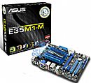 Asus E35M1-M (AMD FM1 - DDR3 1066) Chipset AMD A50M Fusion Graphics - HDMI - eSATA 6Gb/s
