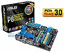 Asus P8Z68-V/GEN3 (LGA 1155 - DDR3 2200) Chipset Intel Z68 - USB 3.0 - Bluetooth - PCI-Express 3.0