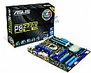 Asus P8Z77-V LE (LGA 1155 DDR3 2400) Chipset Z77 - USB 3.0 - SMART DIGI+ - ajuste digital de CPU