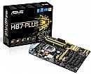 Asus H87-PLUS (LGA 1150 - DDR3 1600) - Chipset Intel H87 - HDMI/DVI/VGA - USB 3.0 - CrossFireX
