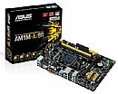 Asus AM1M-A (AM1 DDR3 1866 O.C.) - Chipset AMD - USB 3.0 - Sata 6Gb/s