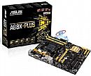 Asus - A88X-PLUS (FM2+ DDR3 2400 O.C.) - Chipset AMD A88X - USB 3.0 - Sata 6Gb/s