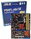Asus P5KPL-AM SE (FSB 1600) Vídeo - Chipset lntel G31
