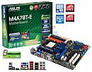 Asus M4A78T-E (AM3 - DDR3 1600) TDP 140W - Chipset AMD 790GX - CrossFire X