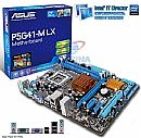 Asus P5G41-M LX (LGA 775 - DDR2 1066) Chipset Intel G41 - DX10 Support