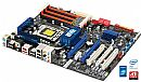 Asus P6T SE (LGA 1366 - DDR3 2000) Chipset Intel X58 - ATI CrossFireX / Turbo V