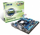 Asus M4A88T-M/USB3 (AM3 - DDR3 1866) TDP 125W - Chipset AMD 880G - TurboV Overclock