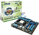 Asus M4N68T-M V2 (AM3 - DDR3 1800) TDP 125W - Chipset NVIDIA Geforce 7025