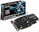 GeForce GTX 460 1GB GDDR5 256bits DirectCU TOP - 775MHz Overclocked - Voltage Tweak - Asus ENGTX460