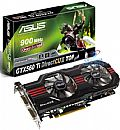 GeForce GTX 560Ti 1GB GDDR5 256bits - Direct CU II TOP - 900MHz Overclocked - PCI-E - Asus ENGTX560