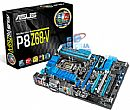 Asus P8Z68-V (LGA 1155 - DDR3 2000) HDMI/DVI - Chipset Intel Z68 - Bluetooth - USB 3.0 - SATA 6Gb/s