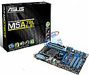 Asus M5A78L LE (AM3+ - DDR3 2000) TDP 125W - Chipset AMD 760G - HyperTransport 3.0 - Turbo Key