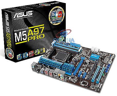 Asus M5A97 PRO (AM3+ DDR3 2133) Chipset AMD 970 - USB 3.0 Boost - SATA 6GB/s